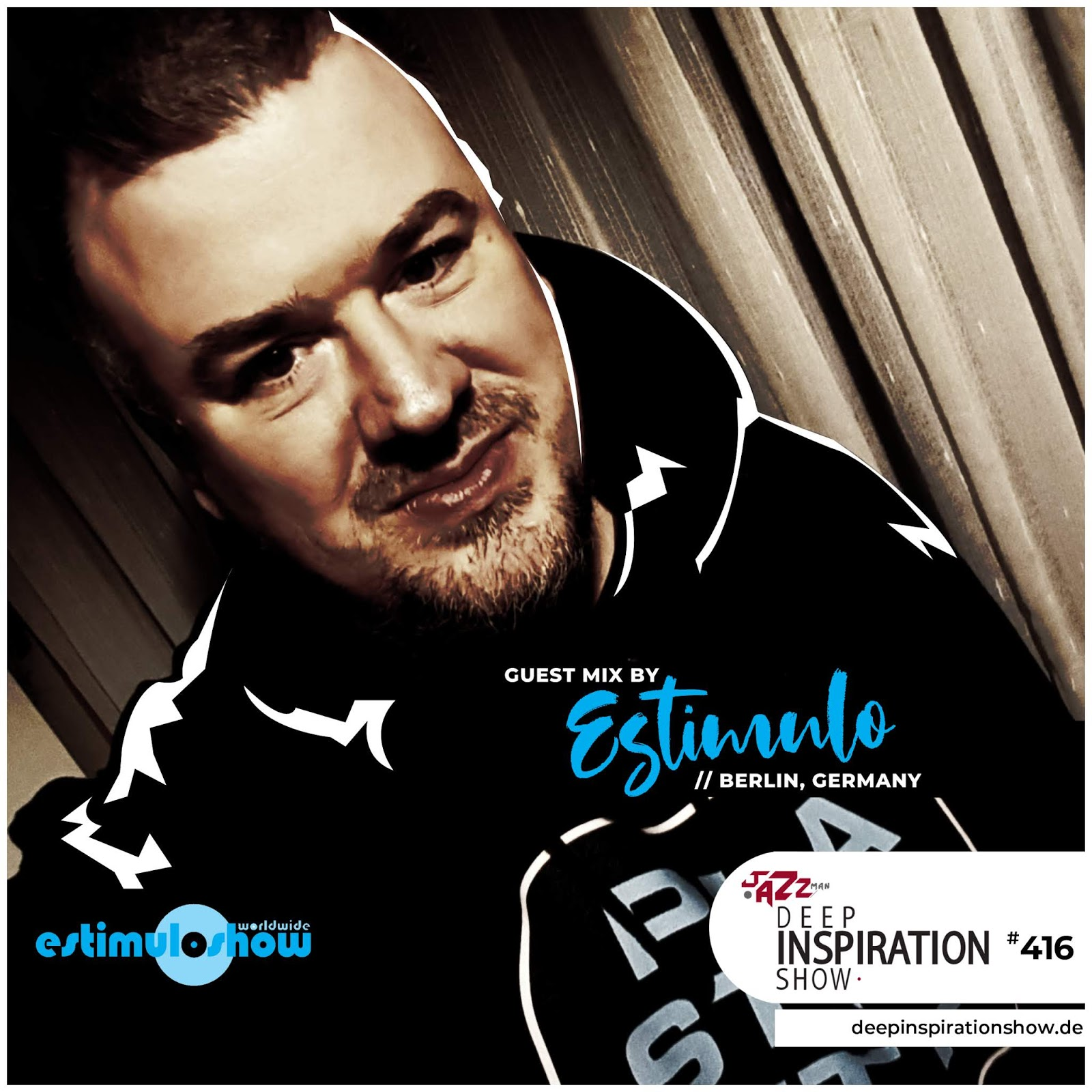 "Show 416 ""Guestmix by Estimulo (Germany)"""